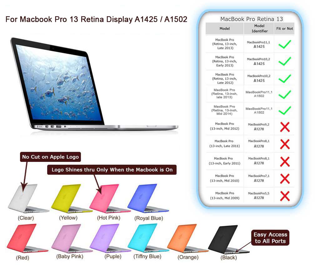 Macbook Pro 13 Retina Display A1425