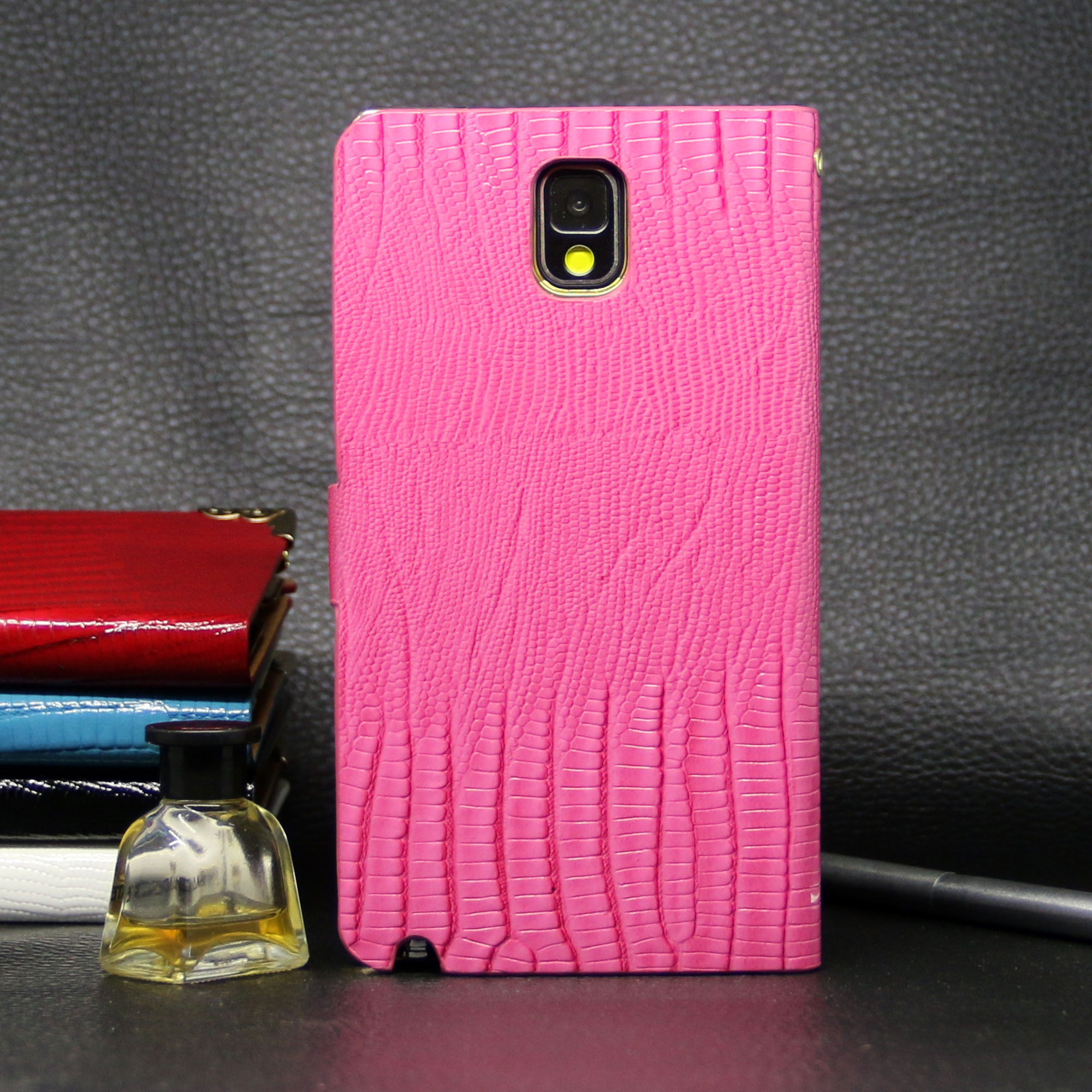 Luxury Wallet Bling Rhinestone Leather Flip Case Cover for ...